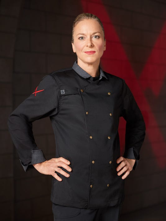 Chef Jeanie Roland Iron Chef Gauntlet