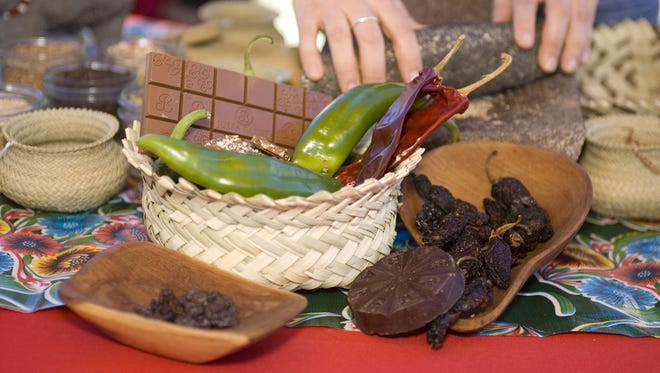 Sweet and spicy flavors combine for an idealweekend. Details: 10:00 a.m. to 5:00 p.m. Friday, Nov. 10 through Sunday, Nov. 12. Desert Botanical Garden,1201 N. Galvin Parkway, Phoenix. Free with paidgarden admissionormembership. 480-941-1225, dbg.org/events/chiles-chocolate-festival.