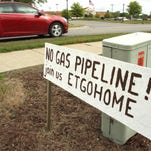 Pipeline that will run through Michigan has 2M-gallon spill in Ohio