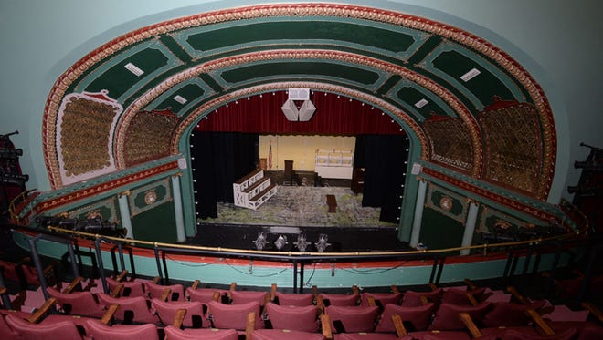 """Most of the downstairs seats are already sold for Richmond Civic Theatre's """"The Best Christmas Pageant Ever,"""" but plenty of balcony seats remain."""