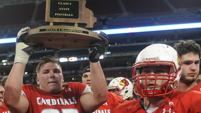 Webb City competes for a sixth consecutive Class 4 football state championship Friday at 1 p.m. in St. Louis. The game will be available for viewing through a paid streaming video subscription service.