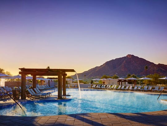 JW Marriott Camelback Inn | The Casitas and Ritas package