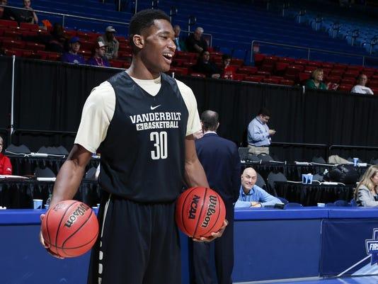NCAA Basketball: NCAA Tournament-Dayton Practice Day