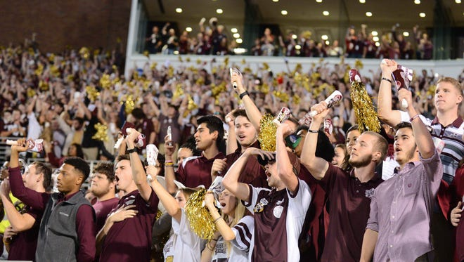 Mississippi State plays at BYU this fall, but the formidable nonconference school does come to Davis-Wade Stadium in 2017.