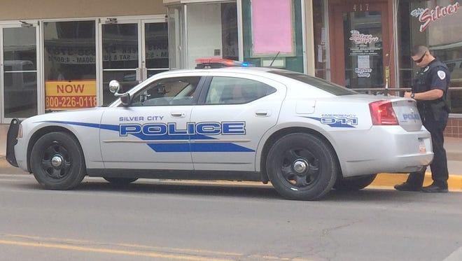 Silver City Police unit