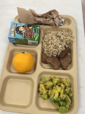 """This school year, students across the school district have access to """"no cost"""" breakfast and lunch—provided by the federal Community Eligibility Provisoin, which was piloted in 2014 at 21 schools."""