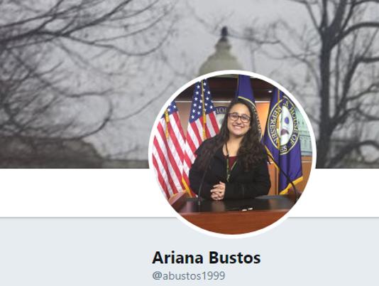Ariana Bustos