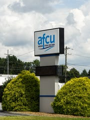 Best of Your Hometown services, best bank at Anderson Federal Credit Union in Anderson.
