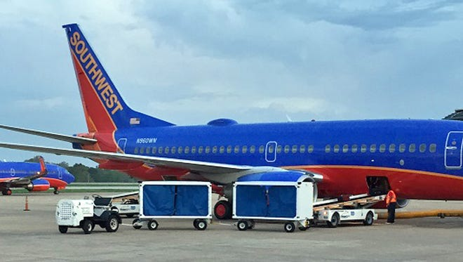 Southwest Airlines will launch nonstop Denver-Memphis service Wednesday.