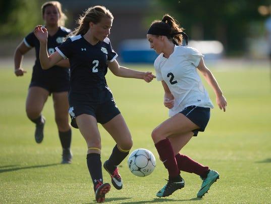 Girl's Soccer: Montgomery Academy vs. Mobile Christian