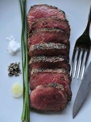 Steak is the star at Kayne Prime.