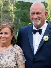 Jeannie and Steve Hackworth, of Calhoun, are parents