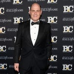 Matthew Weiner attends the 24th Annual Broadcasting and Cable Hall of Fame Awards at the Waldorf-Astoria on Monday, Oct. 20, 2014 in New York. (Photo by Evan Agostini/Invision/AP)