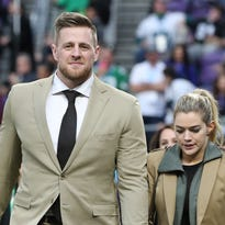 JJ Watt to receive honorary degree from Baylor College of Medicine