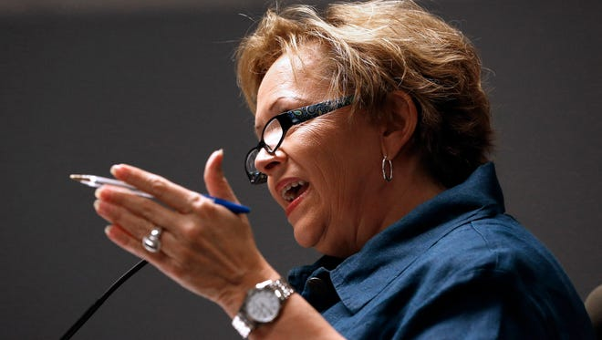 Cathi Herrod is president of the Center for Arizona Policy.