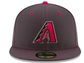 Diamondbacks' Mother's Day cap.