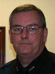 Schuyler County Sheriff William Yessman.