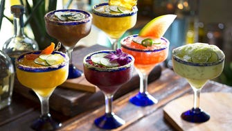 Enjoy $2.22 margaritas at Bahama Breeze for National Margarita Day.
