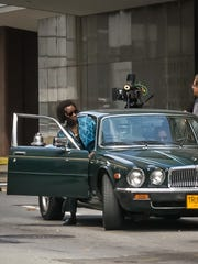 "Don Cheadle stars in ""Miles Ahead,"" shot in Cincinnati. Locations included Downtown and Mount Adams."