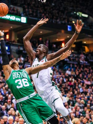 Big things were expected of second-year center Thon Maker, but he offered little during the regular season before coming on after the first two games of the playoffs.