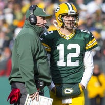 Green Bay Packers coach Mike McCarthy and quarterback Aaron Rodgers are seeking their second title together.