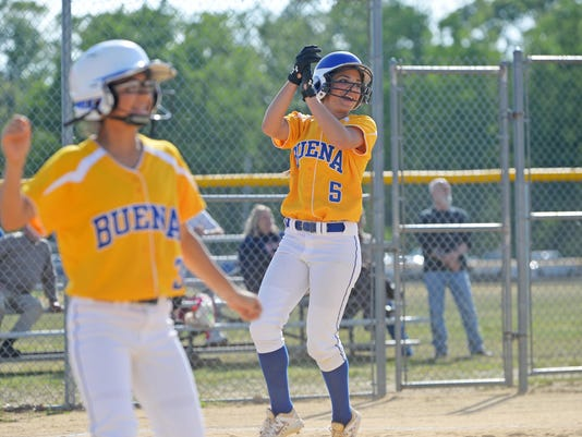 Buena vs Overbrook Softball playoffs 4.jpg