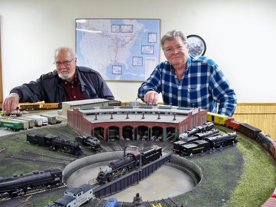 Clipper City Model Railroad Club will host its Thanksgiving