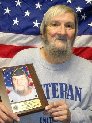Livonia veteran Gary Lane