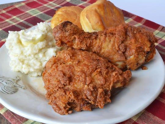 Good Ol' Fried Chicken