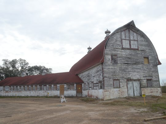 The Central Dairy Barn is among the area's most recognizable and beloved historic landmarks.