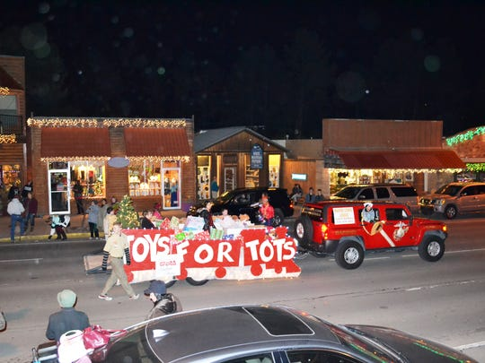 Toys for Tots partners with the Chamber of Commerce
