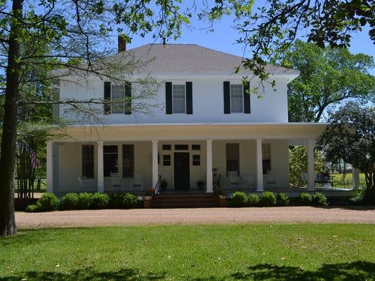Register -- main house