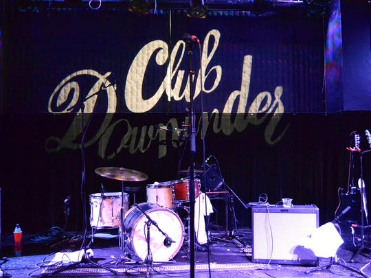 Club Downunder, located in the Union, plays hosts to concerts throughout the entire school year.