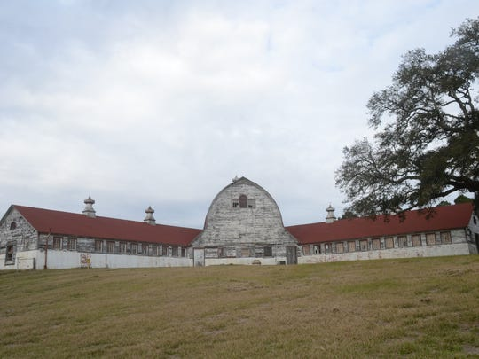 The Central Dairy Barn