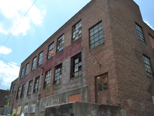 The Village of Johnson City is asking the Broome County Land Bank to tear down the building at 19 Avenue B to make room for future development.