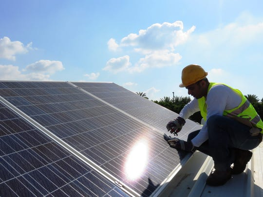 PACE loans offer a way for homeowners to finance solar or other renewable energy installations for their homes and repay the loan along with their property tax bill. Southern New Mexico critics of the program say it invites predatory practices by private lenders, and improperly involves the county in collecting payments for private companies.
