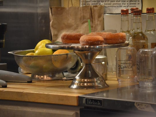 The Kitchen on Court Street makes its doughnuts with