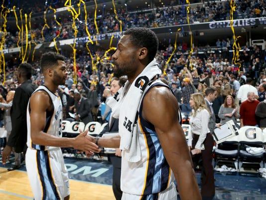 Grizzlies Warriors