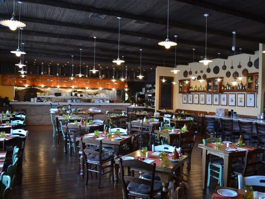 Osteria Morini opened its second location in Bernardsville in 2012.