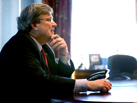 Mayor Jim Strickland