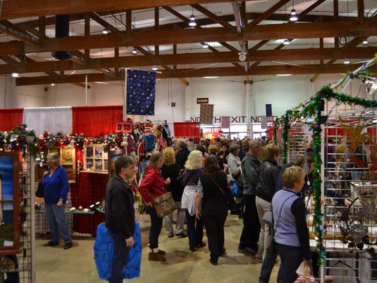 Salem Holiday Market: Featuring unique handcrafted gift items and foods made by over 250 vendors, 5:30 to 8:30 p.m. Friday, Dec. 8, 10 a.m. to 6 p.m. Saturday, Dec. 9, 10 a.m. to 4 p.m. Sunday, Dec. 10. Oregon State Fairgrounds, 2330 17th St. NE, Salem.