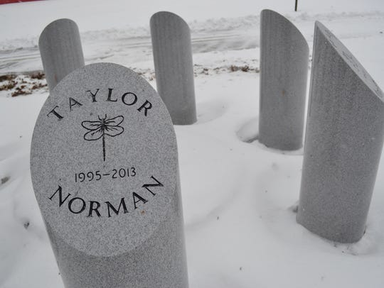 The Clyde Children's Memorial honors the memory of