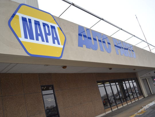 Rich Farmer moved his Fremont NAPA store into the old
