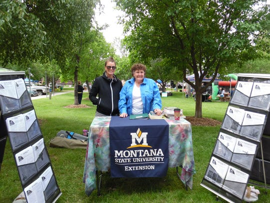 Montana State University 's extension service runs