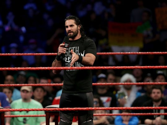 Seth Rollins will be at iPlay America in Freehold on
