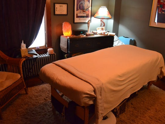 House of Healing offers three peaceful massage rooms