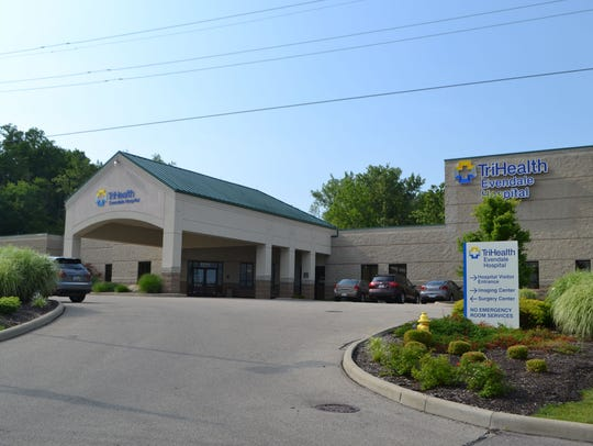 TriHealth Evendale Hospital, at Glendale-Milford and