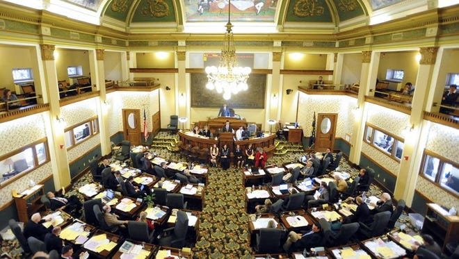 Some legislators support having a special session in the Montana state Capitol.