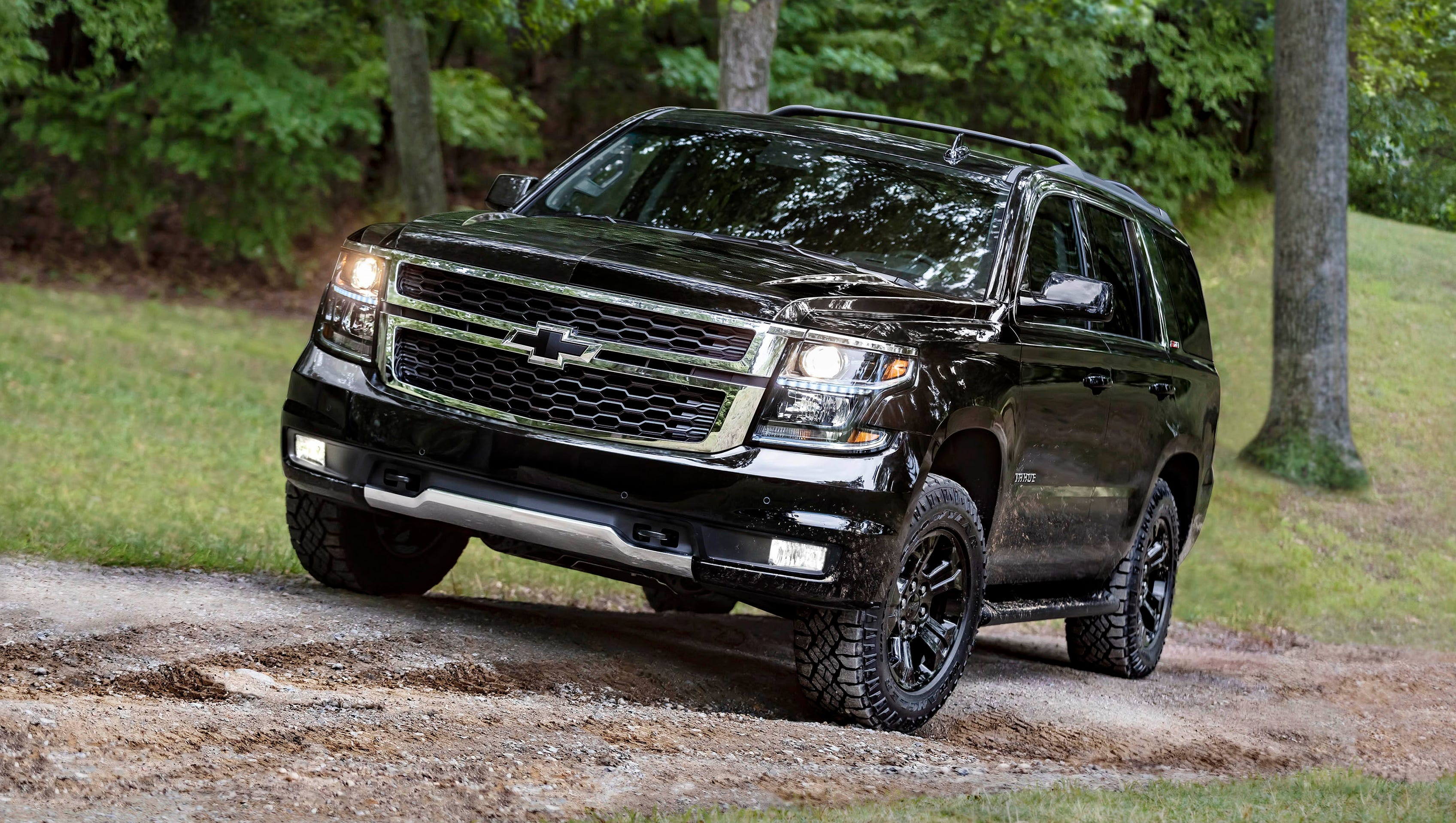 Chevrolet Tahoe Z71 Midnight Edition Has Lots Of Extras