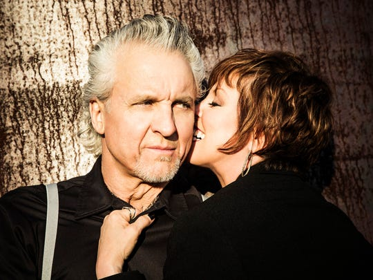 Neil Giraldo and Pat Benatar will be back in New Jersey